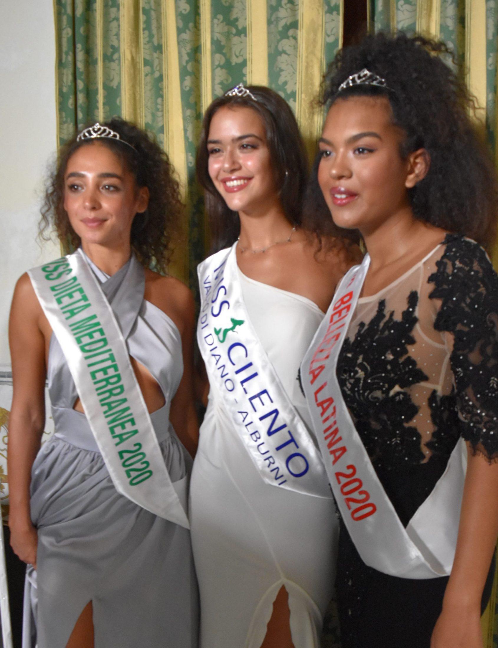 miss2 scaled - Claudia è Miss Cilento 2020 : è bellissima!