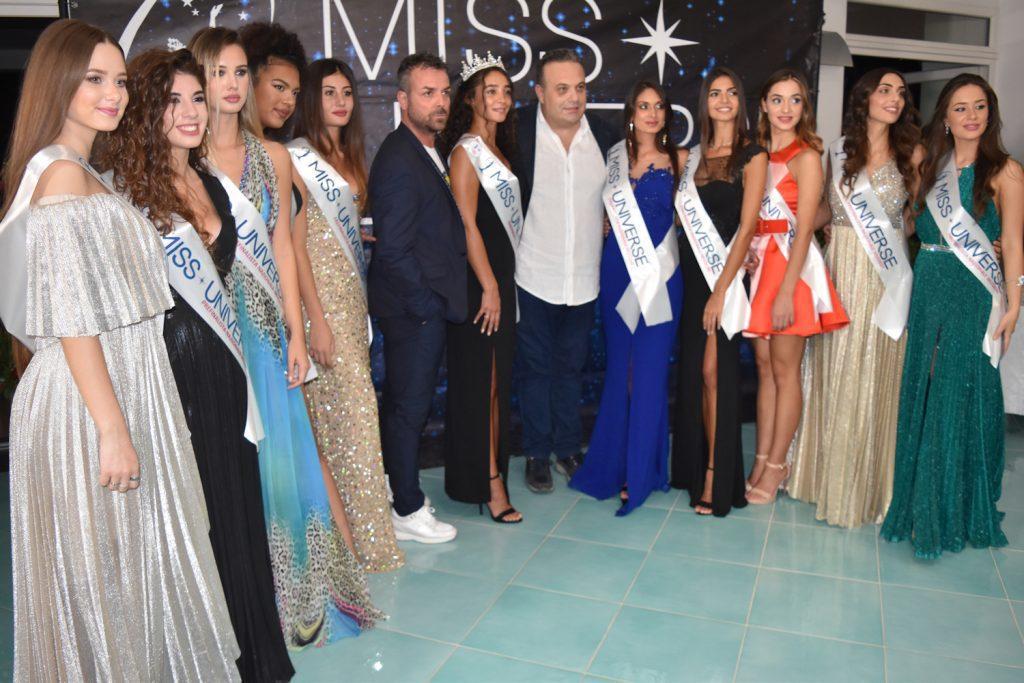 misss1 1024x683 - Miss Universe Campania - 2020 e' Antonella Caruso 23 anni di Mugnano del Cardinale (Avellino)