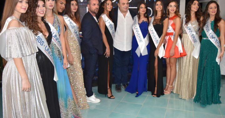 Miss Universe Campania – 2020 e' Antonella Caruso 23 anni di Mugnano del Cardinale (Avellino)