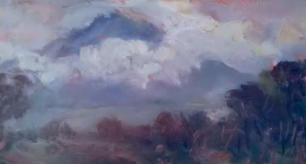 """ricco - Castellabate, mostra di pittura """"Atmosfere Narranti"""" di Mario Ricco - fino al 18/10/20"""