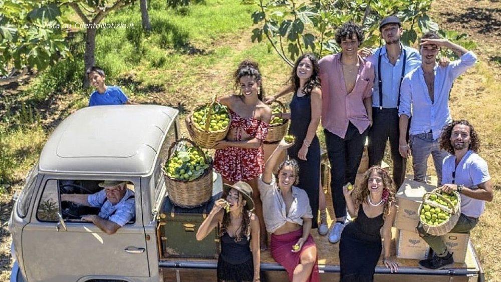 """santomiele 03 - Prignano Cilento, """"C'era una volta un ficheto"""" presso azienda Santomiele - 12 settembre 2020"""