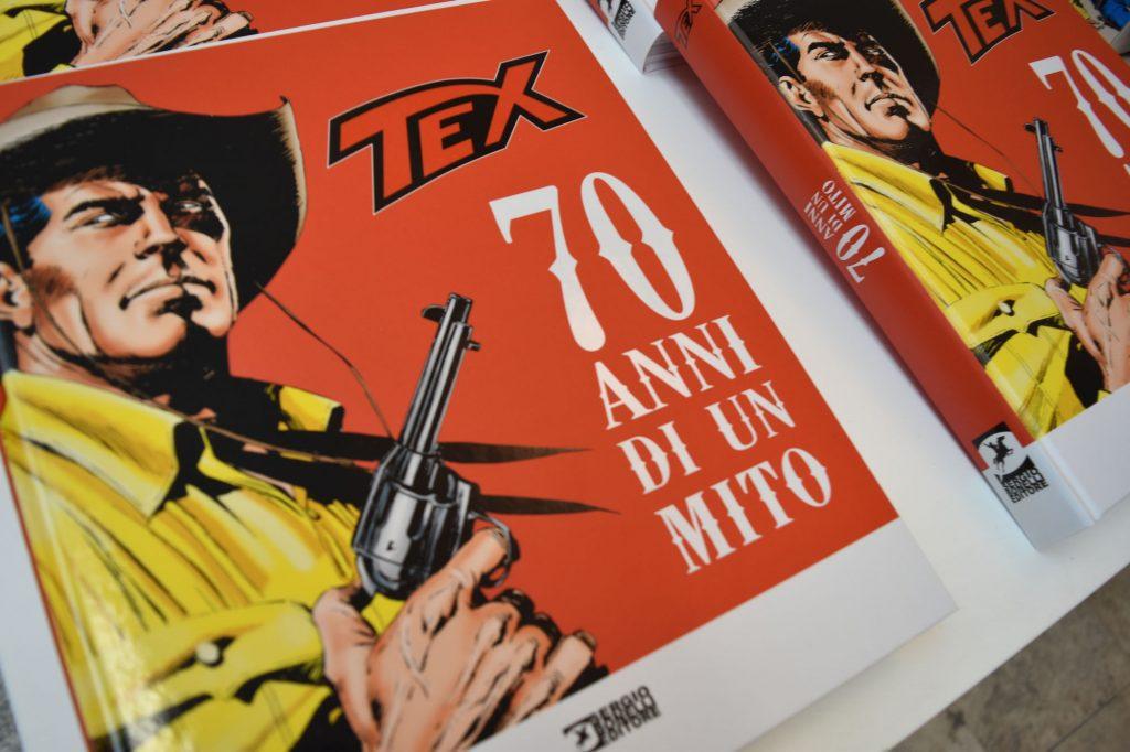 Comicon next, a Salerno si festeggiano i 70 anni di Tex – quattro chiacchiere fraterne con Bruno Brindisi – video