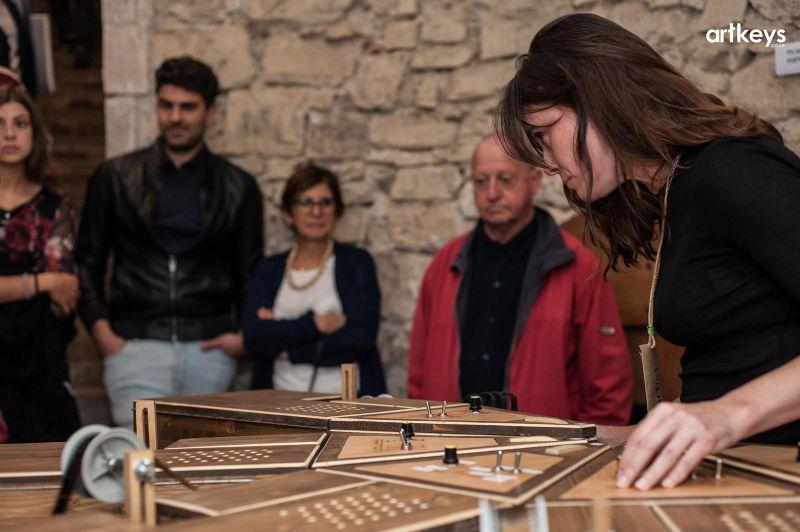 """Agropoli, premiazione dei vincitori della seconda edizione di """"Artkeys Prize"""" – 10 ottobre 2020"""