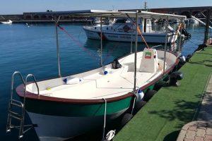 Barca a zero emissioni SeaX1: da Sapri a Capri