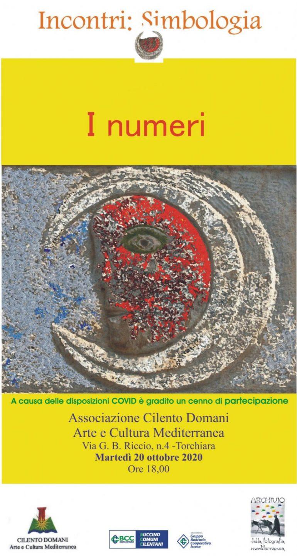 15102020 simbologia locandina 1 770x1440 - Associazione Cilento Domani Arte e Cultura Mediterranea, serie di incontri sulla Simbologia, Torchiara - 15 Ottobre 2020