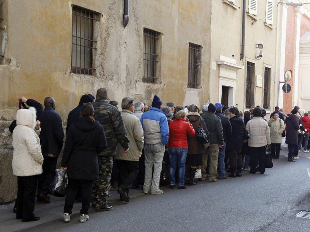 """566489 - Covid, Caritas: """"E' boom di nuovi poveri"""""""