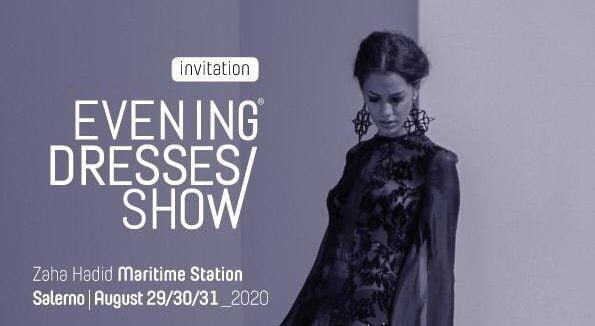 Salerno, Evening Dresses Show: dal 10 al 12 ottobre