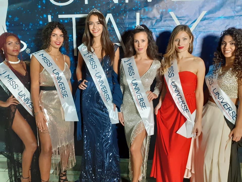 """basi2 - Continua la """"saga"""" di Miss Universe 2020: la vincitrice per la Basilicata e' Claudia Torchia"""