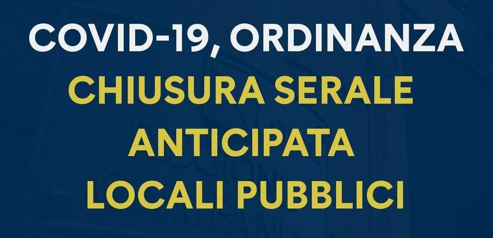 covid - De Luca: nuova ordinanza sui locali pubblici