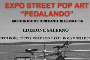 Salerno, Expo pedalando – street pop art nei quartieri
