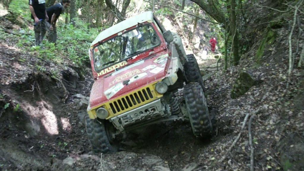 CAI Montano Antilia: Mezzi motorizzati sui sentieri montani vietati