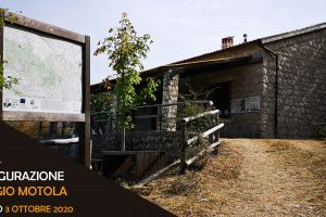 Sacco, Archeoarte inaugura il Rifugio Motola