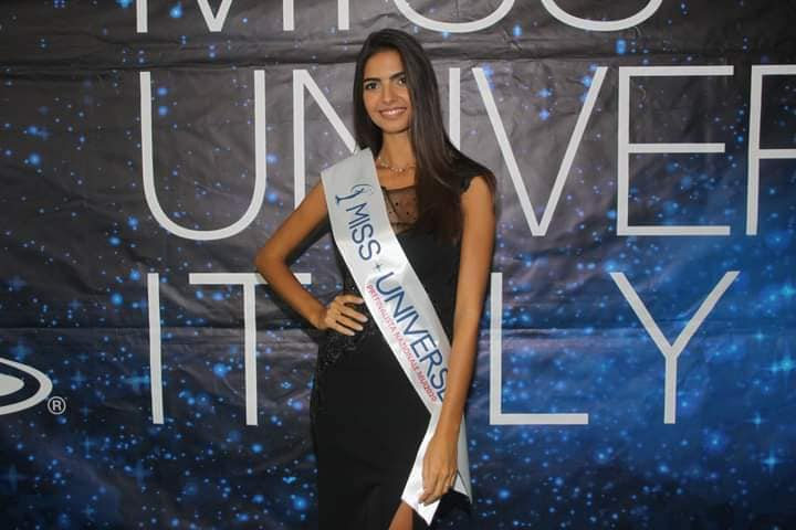Nancy Paduano in finale al Reality Miss Universe Italy 2020