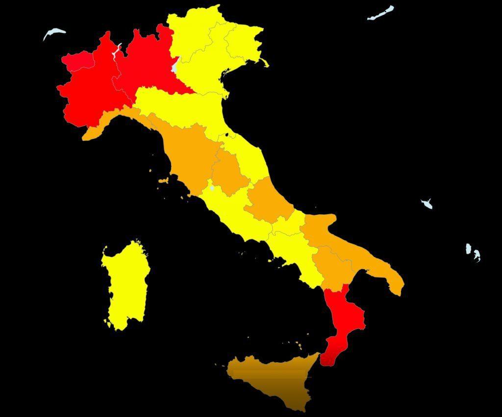 italia 1024x852 - Due indizi fanno una prova, pensate 21... - video