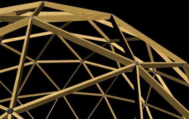 Capaccio, partono i lavori per la cupola geodetica