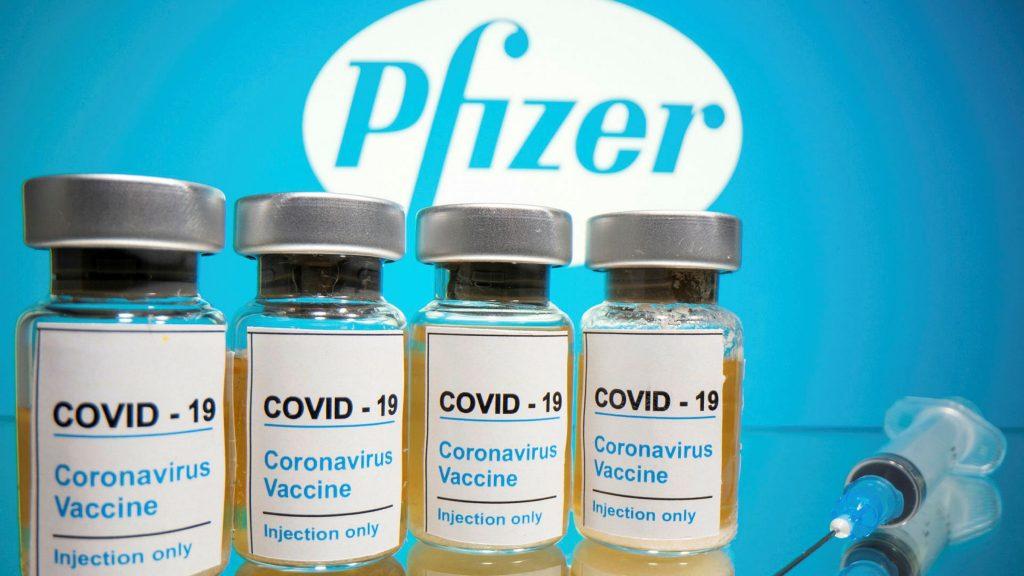pfizer vaccino 1024x576 - Campania, nuova consegna di 34.000 vaccini