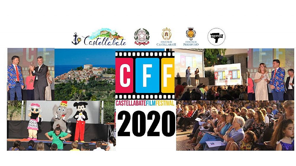 """Seconda edizione del """"CASTELLABATE FILM FESTIVAL"""""""