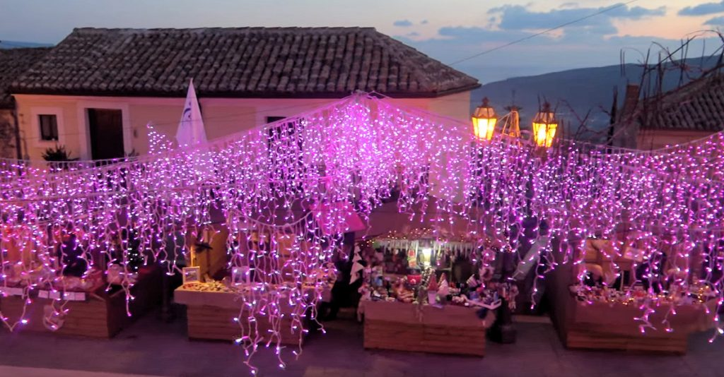 mercatini castellabate 1024x534 - Natale 2015 - il mercatino natalizio di Castellabate