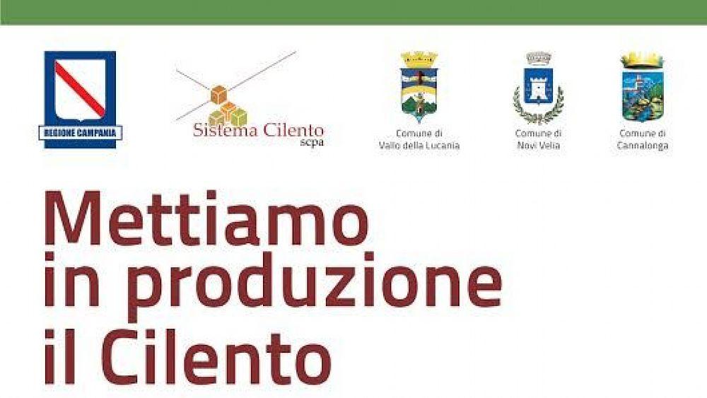 "Sistema Cilento lancia la CALL TO ACTION ""INNOVATION TEAM"""