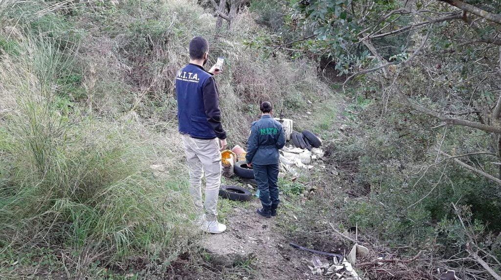 NITA in Azione: sgomeberata dai rifiuti Tresino e Trentova