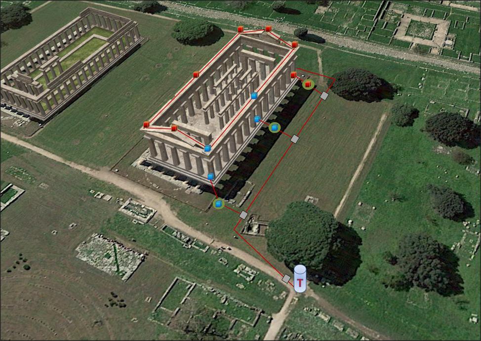 Paestum: on line il monitoraggio sismico del tempio di Nettuno