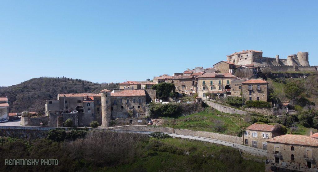 comesara 1024x556 - Lustra e Rocca Cilento con il drone - video
