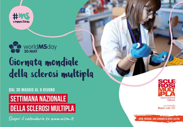 aism giornata mondiale sclerosi multipla 20210526170641 - Sclerosi multipla, il 30 maggio si celebra la Giornata mondiale