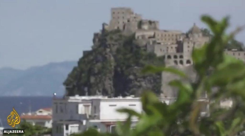 al 1024x569 - Al-Jazeera dedica un servizio ad Ischia covid free