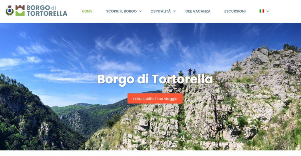 borgoditortorella.com  1024x533 - Tortorella promuove il turismo con un click