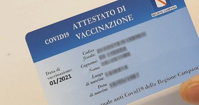card - ORDINANZA N.17 DEL 6 MAGGIO 2021: I VANTAGGI DELLA CARD VACCINALE