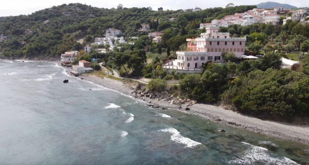 casal velino 1024x546 - Il Cilento con il Drone: Casal Velino marina - video