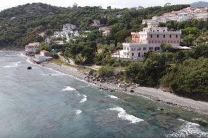 Il Cilento con il Drone: Casal Velino marina – video