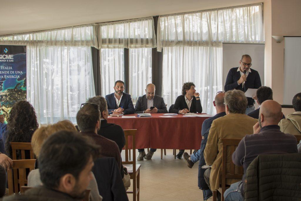 consorzio cilento qualita02 1024x683 - Sandro Legato, presidente del Consorzio Cilento di Qualità, si congratula con Scarpitta