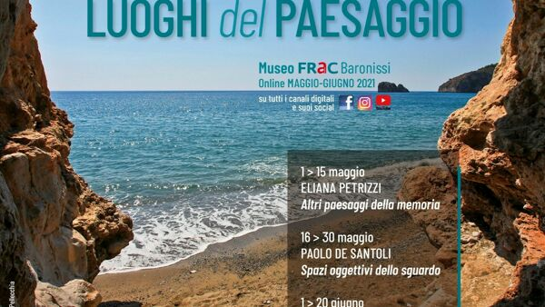 """luoghi del paesaggio 2 - Baronissi, rassegna """"Luoghi del Paesaggio"""" - fino al 20 giugno"""