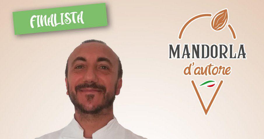 """mandorla - Gelataio agropolese Antonio Baratta si aggiudica il terzo posto del concorso """"Mandorla d'autore 2021"""""""