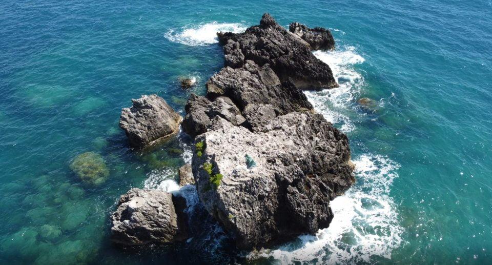 sciala 960x517 - Cilento visto (anche dal drone), andiamo nel Golfo di Policastro - prime immagini