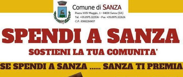 """spendiasanza - Seconda edizione di """"Spendi a Sanza"""""""