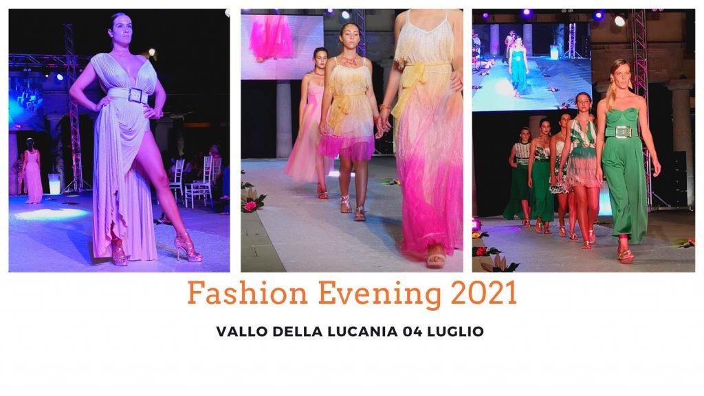 200090596 110943707887275 4273888405800167448 n 1024x577 - 2° Fashion Evening 2021, Vallo della Lucania (SA), 4 luglio 2021