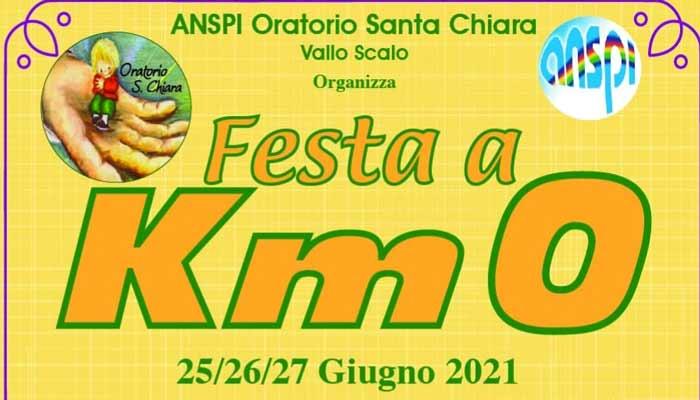 Festa a km zero Vallo Scalo Cilento - Vallo Scalo, Festa a km zero - dal 25 al 27 Giugno 2021