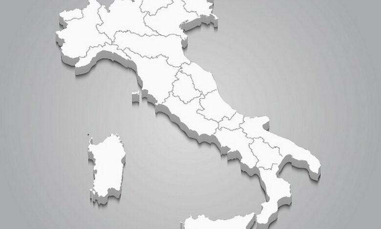 Italia bianca 780x470 1 - Coprifuoco in zona gialla e zona bianca, le nuove regole