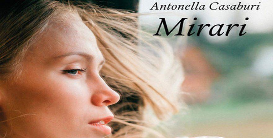 """Mirari Antonella Casaburi 1 - La scrittrice cilentana Antonella Casaburi autrice di """"Mirari"""" intervistata da Conoscere TV"""