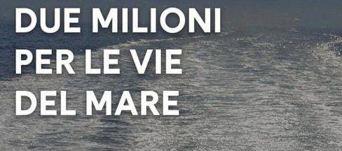 TRASPORTI - CAMPANIA, TRASPORTI: DUE MILIONI PER LE VIE DEL MARE