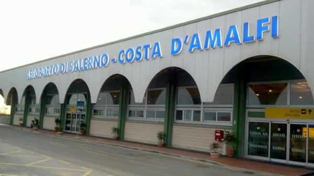 aeroporto di salerno 2 3 - Aeroporto Costa d'Amalfi, lavori per ampliamento della pista