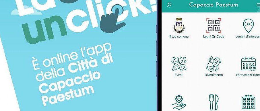 app capaccio - Capaccio Paestum, online l'app del comune