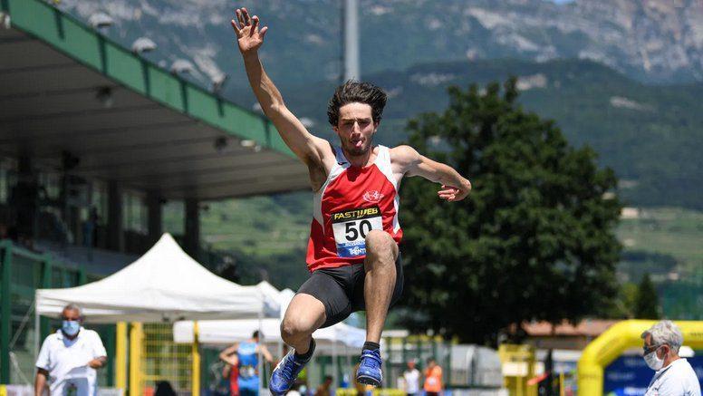 deca - Atletica Agropoli: Gianmarco Cordella 6° assoluto in Italia nel Decathlon