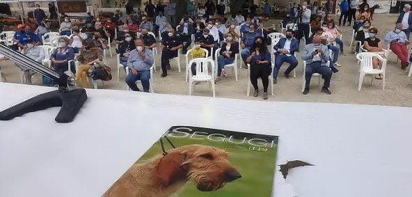 roscignocinofili - Roscigno Vecchia, tanti i partecipanti al convegno sul Turismo cinofilo