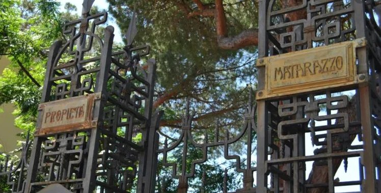 villa materazzo - S. M. di Castellabate, inaugurazione del Museo del Paesaggio