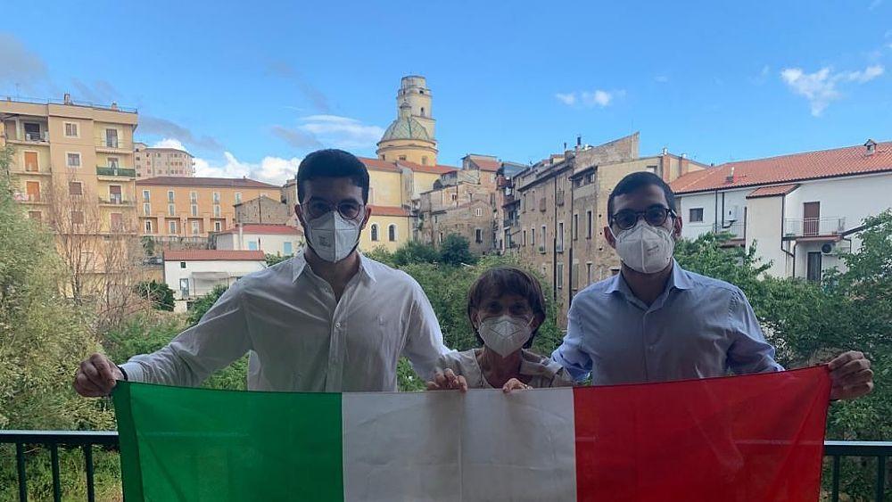 17072021 foto anpi 03 - Vallo della Lucania, la prima Assemblea della Sezione ANPI (Associazione Nazionale Partigiani d'Italia) Gelbison - Cilento