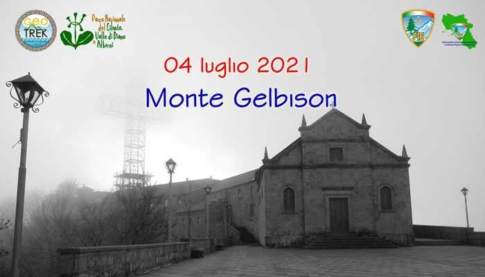 Escursione Monte Gelbison 2021 Futani Cilento Geo Trek paestum - Futani, Escursione Monte Gelbison - 4/7/21