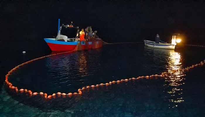 Marina di Camerota, Lamparata e notte sotto le stelle – dal 17 al 18 Luglio 2021